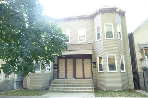 2074 N Campbell, Chicago, IL 60647 Logan Square