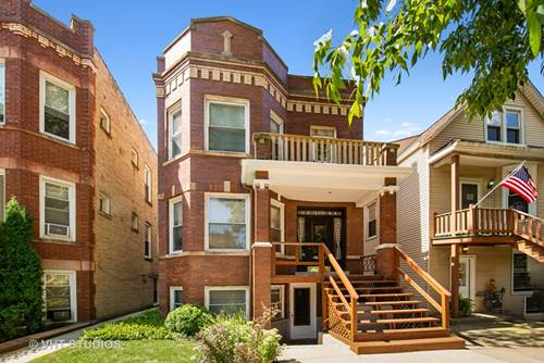 3912 N Christiana, Chicago, IL 60618 Irving Park