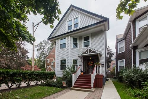 4912 N Oakley Unit 1, Chicago, IL 60625 Ravenswood