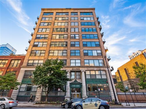 1322 S Wabash Unit 705, Chicago, IL 60605 South Loop