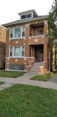 7254 S Fairfield, Chicago, IL 60629 Marquette Park