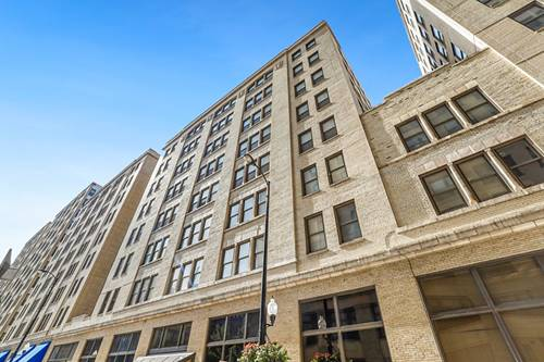 640 S Federal Unit 807, Chicago, IL 60605 South Loop