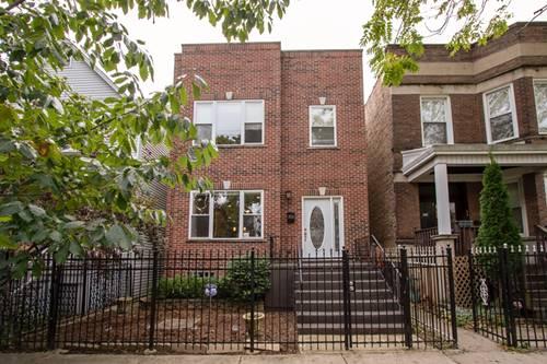3731 W Shakespeare, Chicago, IL 60647 Logan Square