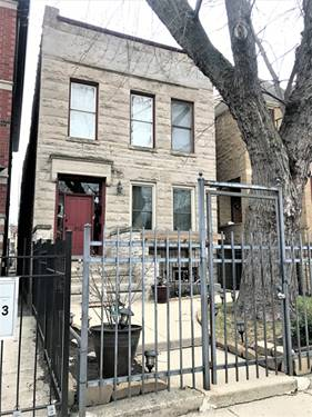 815 S Bell, Chicago, IL 60612 Tri-Taylor