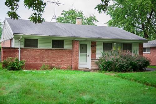 17926 Oakwood, Lansing, IL 60438