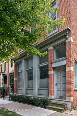 1255 W Webster, Chicago, IL 60614 Lincoln Park