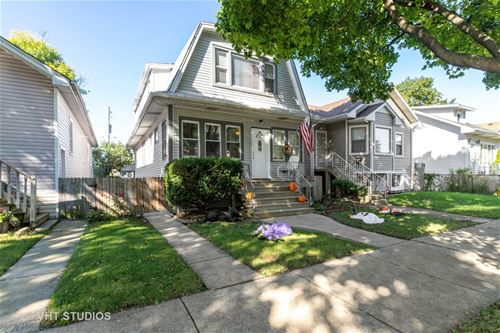 3636 N Osceola, Chicago, IL 60634 Belmont Heights