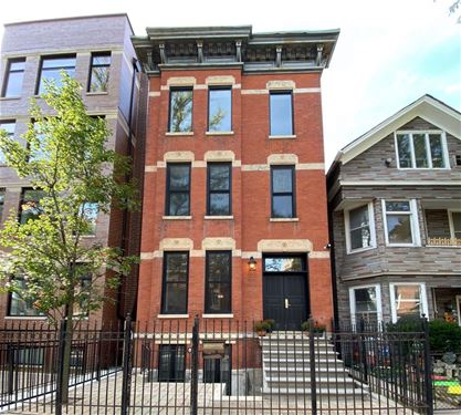 1932 N Sedgwick, Chicago, IL 60614 Lincoln Park