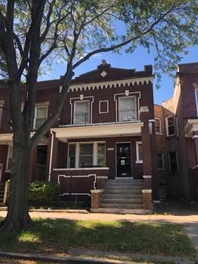 7202 S Eberhart, Chicago, IL 60619 Park Manor