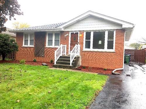 9712 Rutherford, Oak Lawn, IL 60453