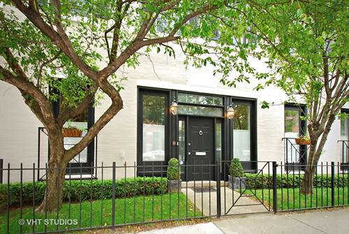 1217 W Webster, Chicago, IL 60614 Lincoln Park