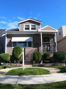 3339 N Octavia, Chicago, IL 60634 Belmont Heights