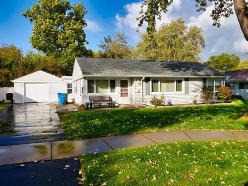 5104 W 101st, Oak Lawn, IL 60453