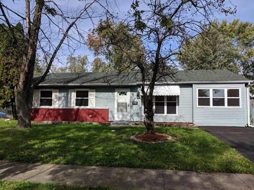 3616 Peach Grove, Hazel Crest, IL 60429