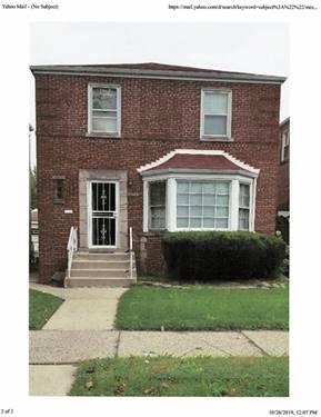 14533 Normal, Riverdale, IL 60827 Fernwood