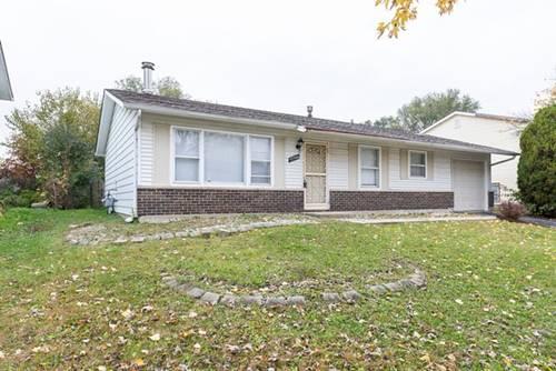 17700 Pheasant, Country Club Hills, IL 60478