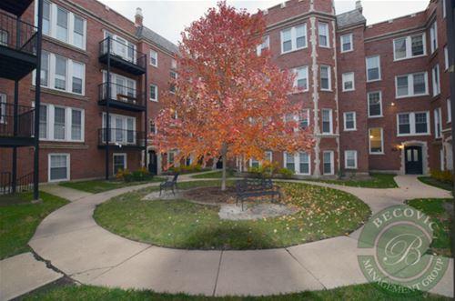 7724 N Ashland Unit F3, Chicago, IL 60626 Rogers Park