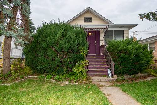 3405 N Oconto, Chicago, IL 60634 Belmont Heights