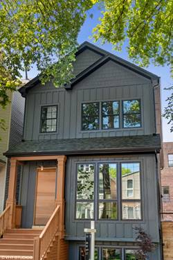 3710 N Hermitage, Chicago, IL 60613 West Lakeview
