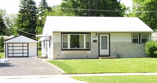 3107 Wilke, Rolling Meadows, IL 60008