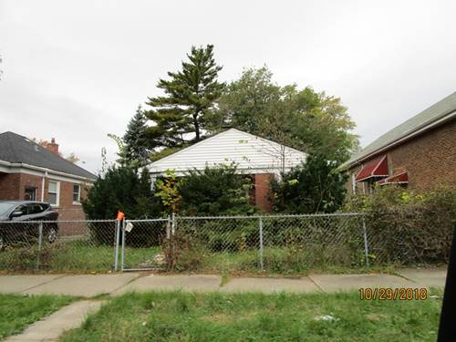 8446 S Constance, Chicago, IL 60617 Stony Island Park