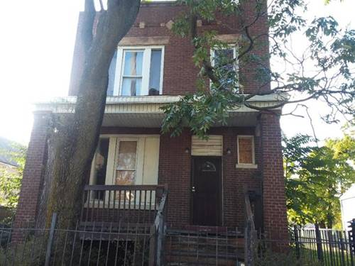 6822 S Justine, Chicago, IL 60636 Englewood