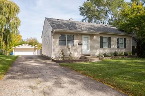 462 Norton, Glendale Heights, IL 60139