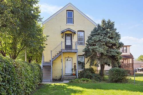 3801 W 46th, Chicago, IL 60632 Archer Heights