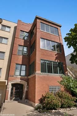516 W Aldine Unit 3, Chicago, IL 60657 Lakeview