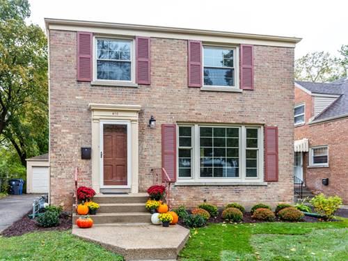 410 Dewey, Evanston, IL 60202