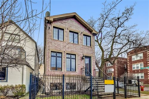 2785 W Henry, Chicago, IL 60647 Logan Square