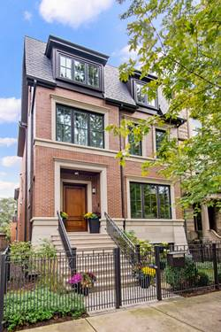 3639 N Magnolia, Chicago, IL 60613 Lakeview