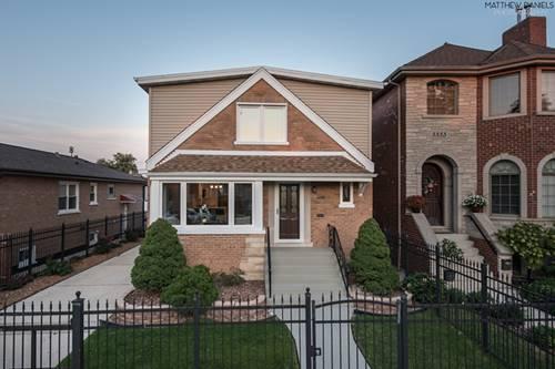 5551 S Mulligan, Chicago, IL 60638 Garfield Ridge