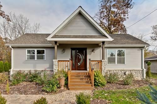 8 Oak, Port Barrington, IL 60010