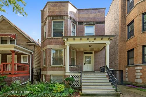 1459 W Edgewater, Chicago, IL 60660 Edgewater