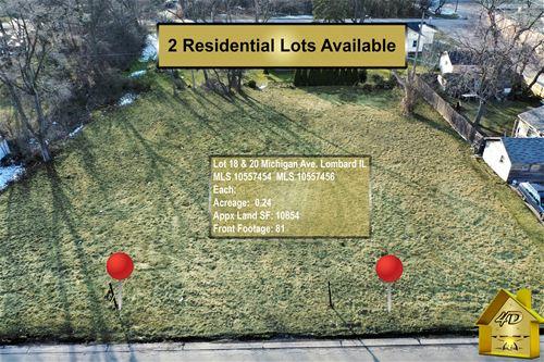 LOT 20 Michigan, Lombard, IL 60148