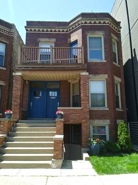 2704 N Ashland Unit 1, Chicago, IL 60614 Lincoln Park