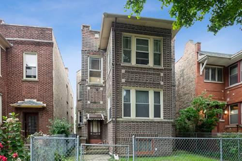 2707 W Leland, Chicago, IL 60625 Ravenswood
