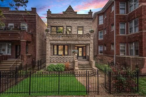 5155 W Cullom, Chicago, IL 60641 Portage Park