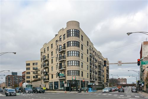 520 N Halsted Unit 214, Chicago, IL 60642 Fulton River District