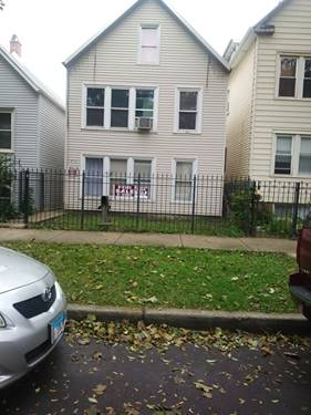 4850 S Seeley, Chicago, IL 60609