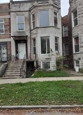 3823 W Lexington, Chicago, IL 60624 Lawndale