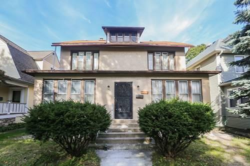 1826 W Pratt, Chicago, IL 60626 Rogers Park