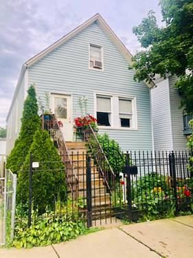 4621 S Talman, Chicago, IL 60632 Brighton Park