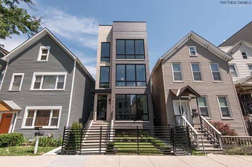 2430 W Moffat Unit 1, Chicago, IL 60647 Logan Square