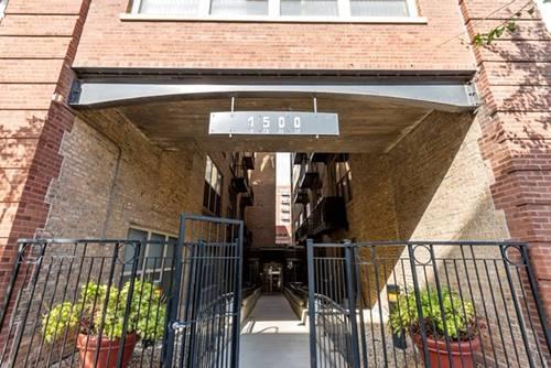 1500 W Monroe Unit 127, Chicago, IL 60607 West Loop