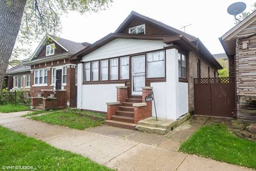 4923 W Crystal, Chicago, IL 60651 North Austin