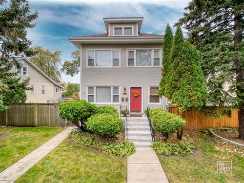 6322 N Nordica, Chicago, IL 60631 Norwood Park