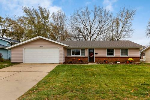 1035 W Weathersfield, Schaumburg, IL 60193