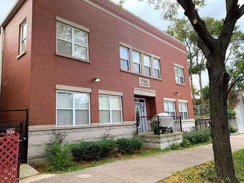 1756 N Kedzie Unit E, Chicago, IL 60647 Logan Square